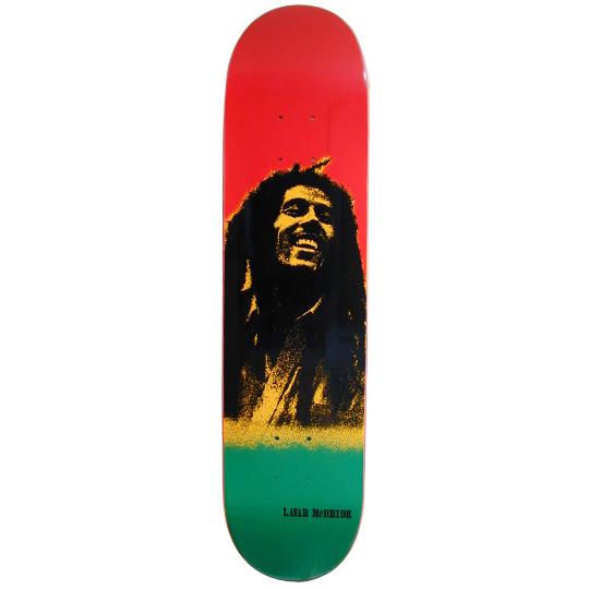 Lavar McBride / Bob Marley / 1995