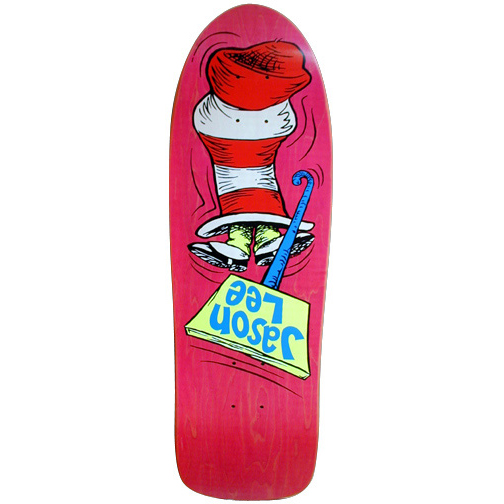 Jason Lee / Cat in the Hat Mini / 1990 / sold