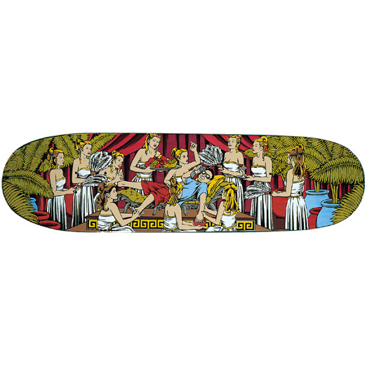 Daewon Song / Rocco Tribute Series / 1993 / sold