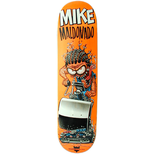 Mike Maldonado / Steamrolla / 2000
