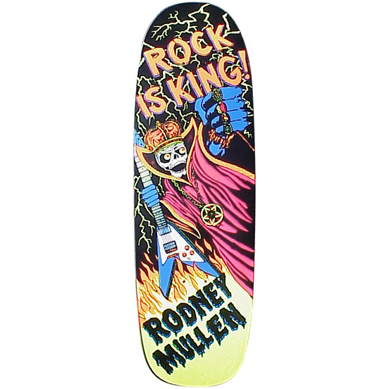 Rodney Mullen / Rock Is King! / 1992 / sold
