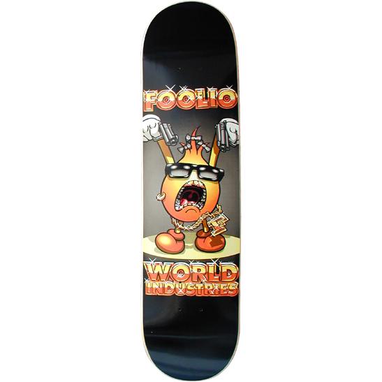 Foolio / 2000 / sold