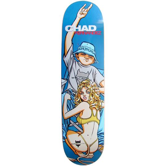 Chad Fernandez / Scandalous / 1999