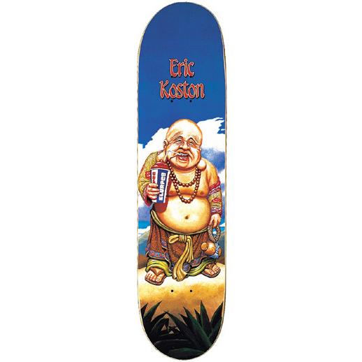 Eric Koston / Buddha with Slurpee / 1993 / sold