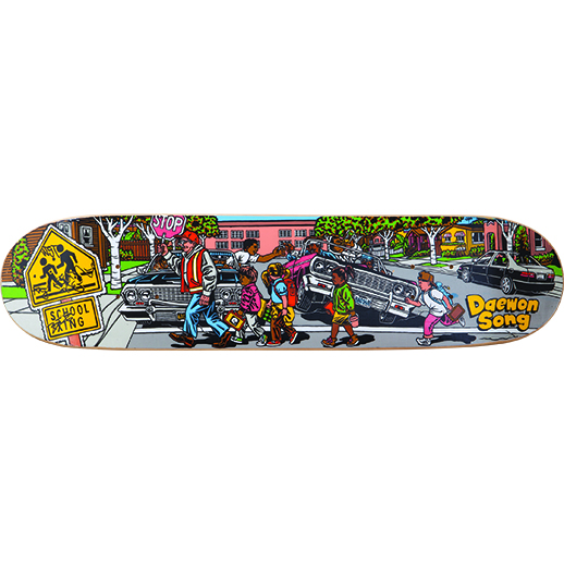 daewon song / lowriders / 1994 / sold