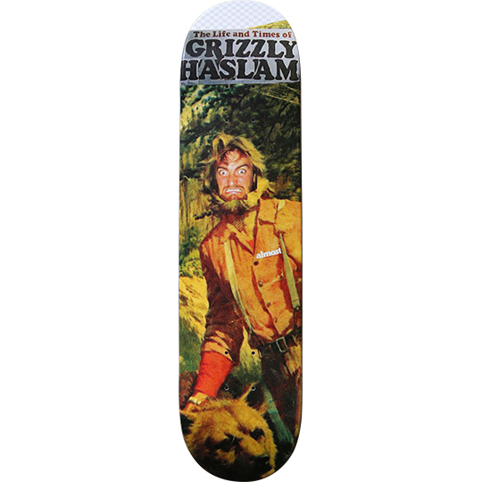 Grizzly Haslam / 2003