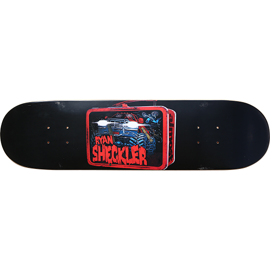 Ryan Sheckler / Lunchbox / 2005