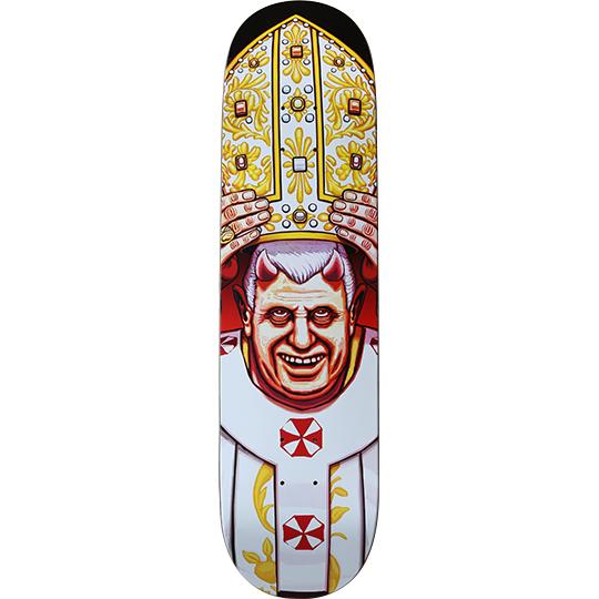 Devil Pope / 2012