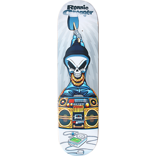 Ronnie Creager / Boombox 2 / 2005