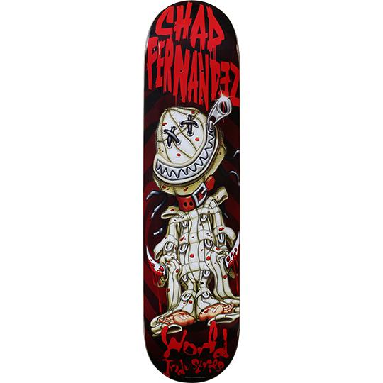 Chad Fernandez / Psycho / 2003
