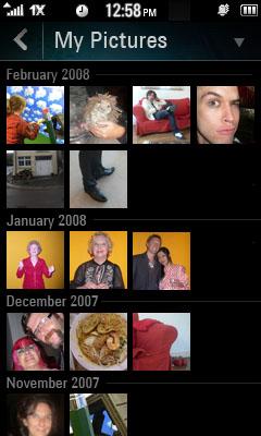 Photos / Videos App