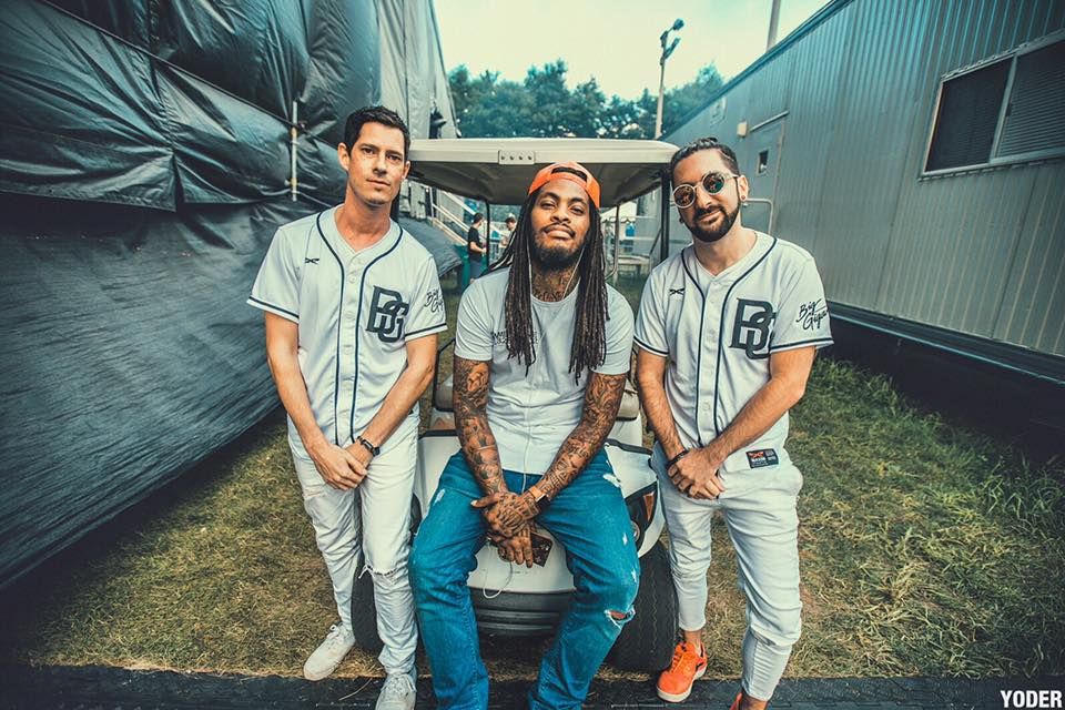 Big Gigantic with Waka Flocka Flame at Lollapalooza 2016  (  Big Gigantic via Facebook)