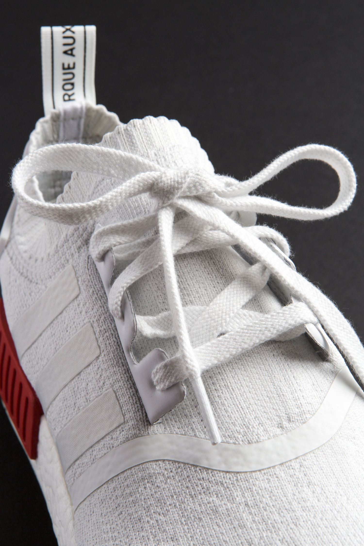 adidas NMD_R1 PK 'VINTAGE WHITE' — STRIPE CENTER