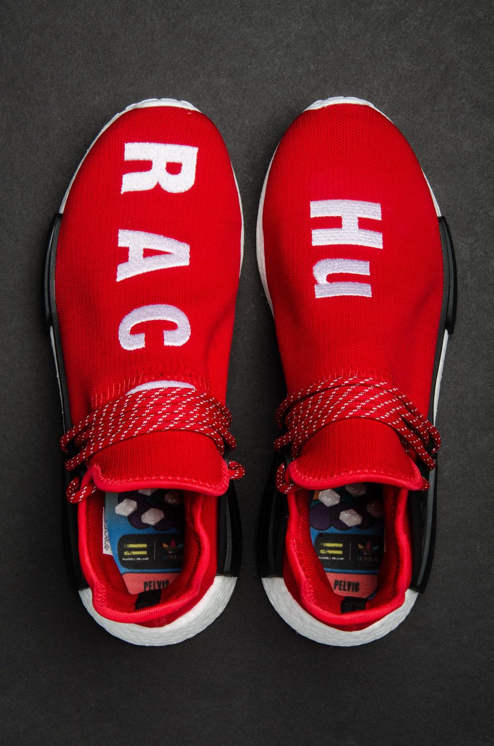 NEW 2017 UA Adidas PW Human Race NMD Originals Rose