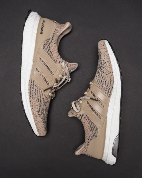 620a10472d369 adidas Ultra BOOST 3.0  TRACE KHAKI  — STRIPE CENTER