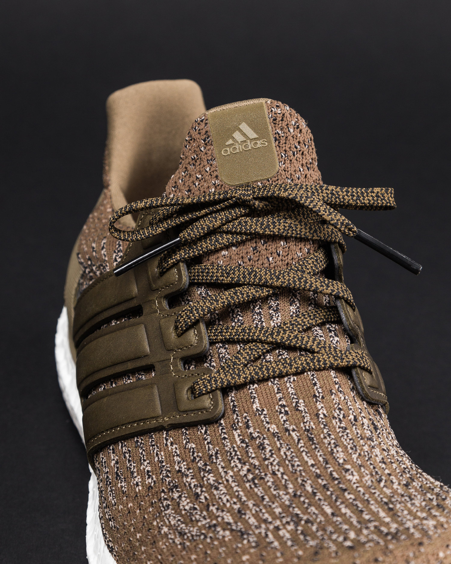 750f319a0e3b8 adidas Ultra BOOST 3.0  TRACE CARGO  — STRIPE CENTER