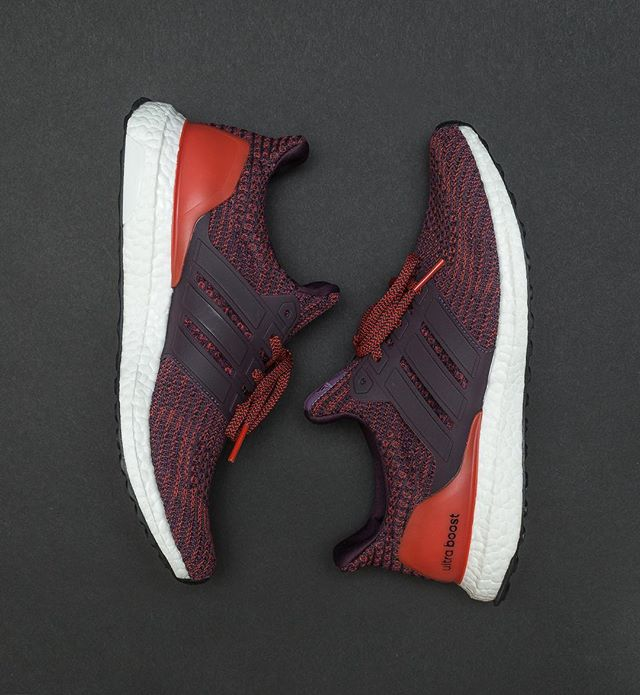 . adidas #UltraBOOST 4.0 'Burgundy' now available on StripeCenter.com
