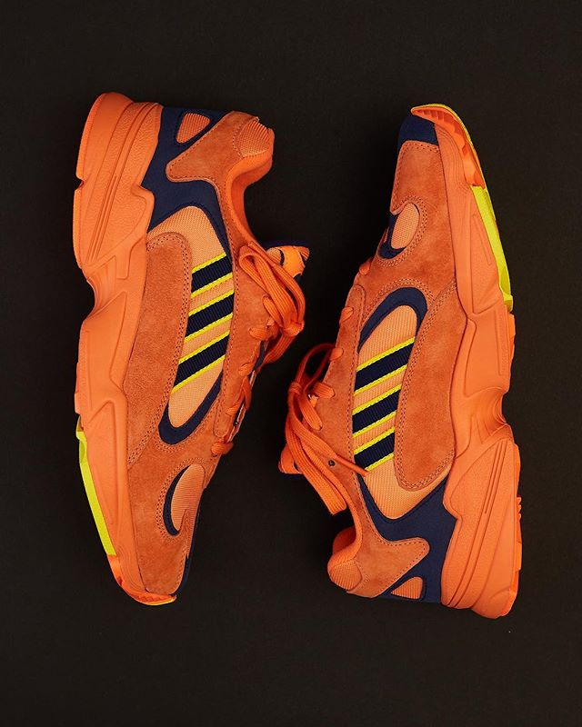 . adidas Yung-1 'GOKU' now available on StripeCenter.com