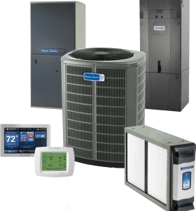 HVAC System Brands we trust