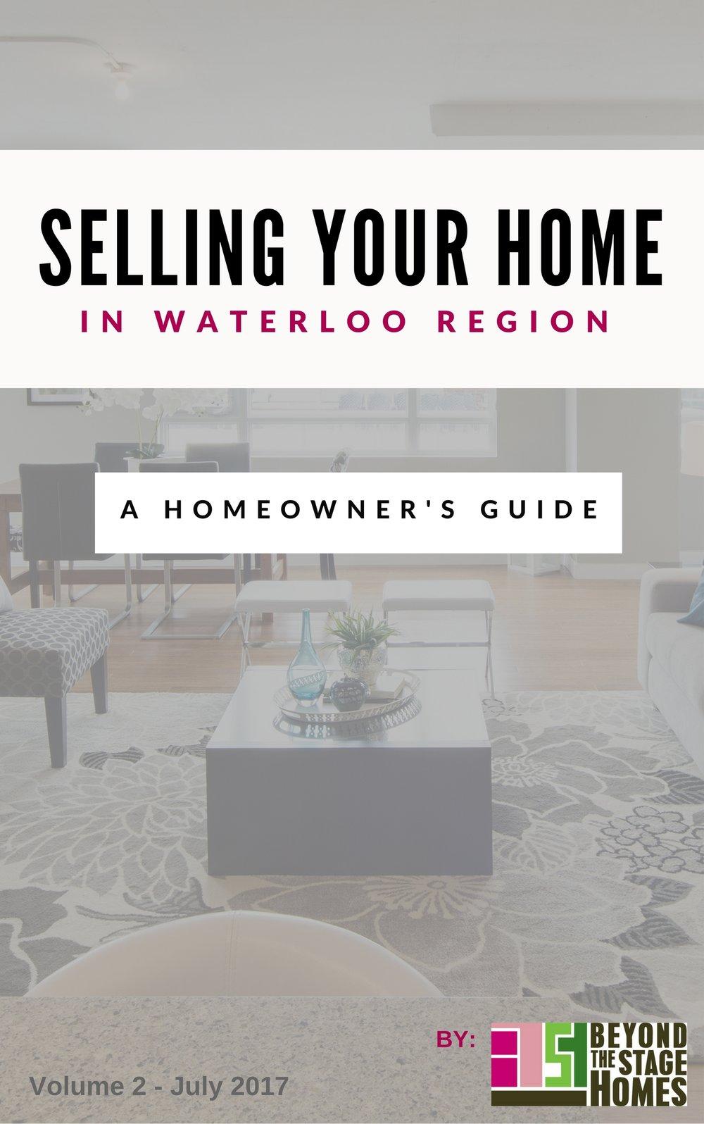 Selling Your Home in Waterloo Region