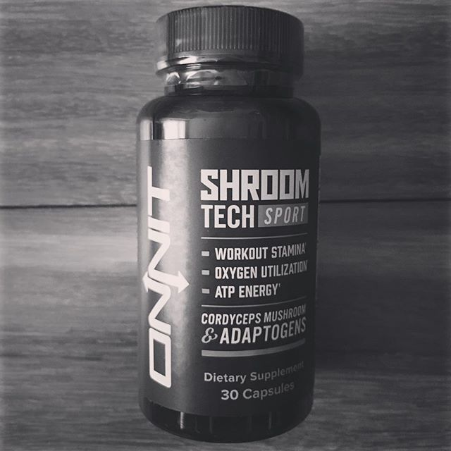 You get from your training what you put in into your training. Shroom TECH Sport is one of many @onnit supplements we carry that can help you push a little further #getonnit #getafterit #chooseyourpath