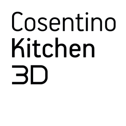 Create your kitchen countertop with 3D Kitchen -
