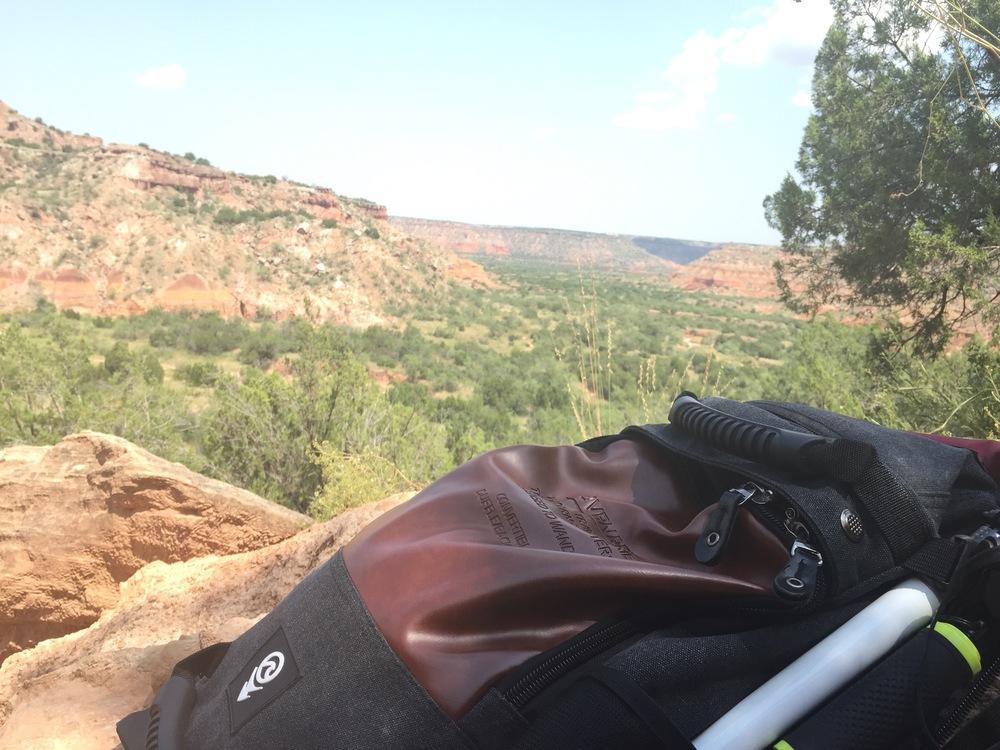 SOVRN Republic Drifter HD backpack