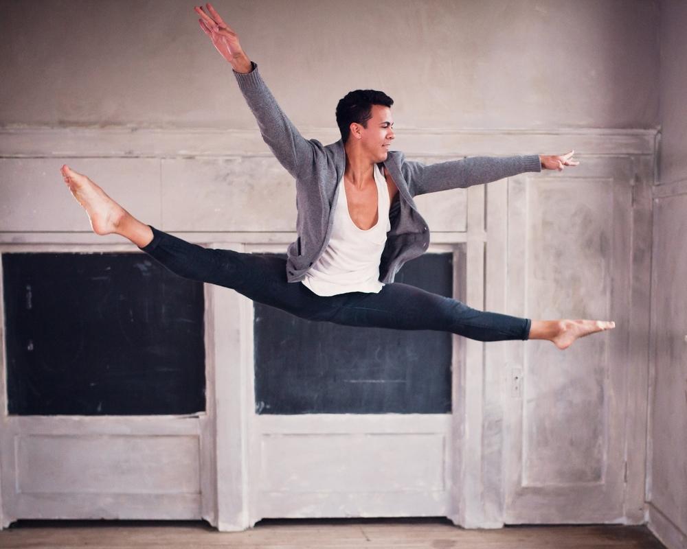 Ramses Contreras, Odyssey Dance Theatre