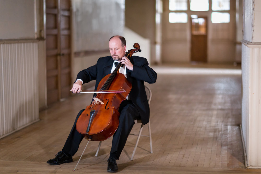 Don Sherwood, Timpanogos Symphony