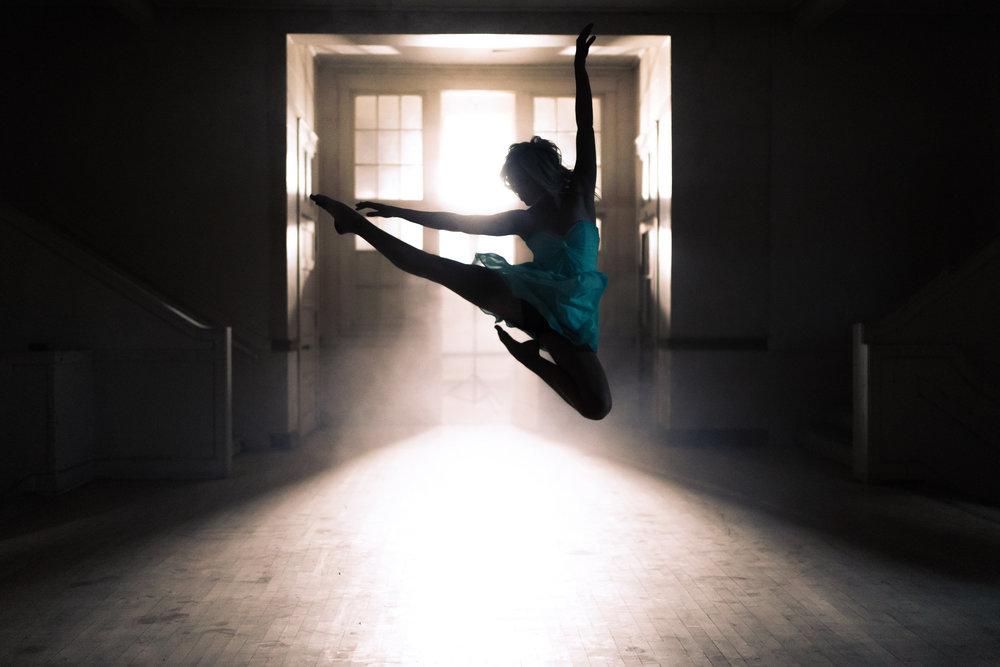 Whitney Wilson, Odyssey Dance Theatre