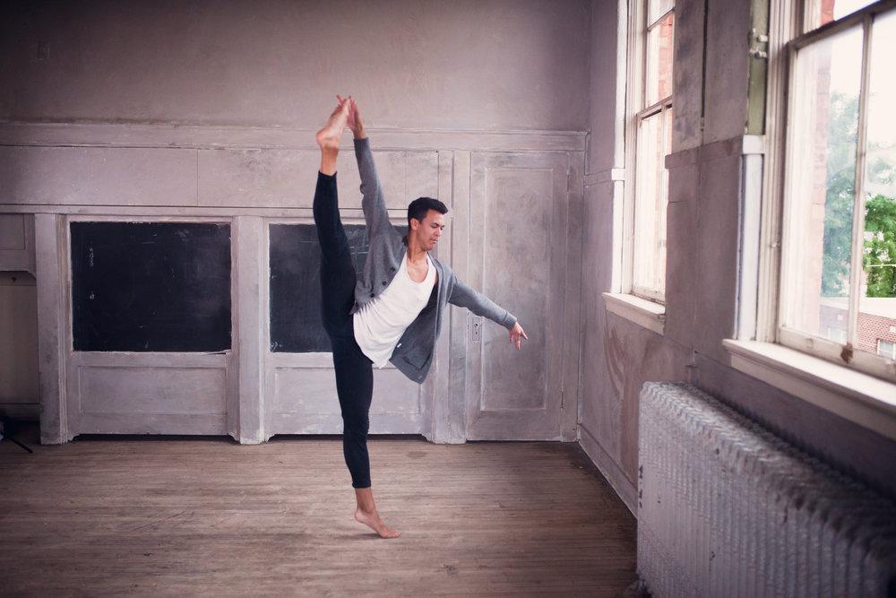 Ramses Contreras, Odyseey Dance Theatre