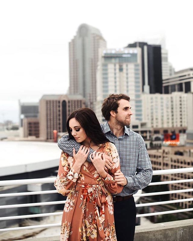 📷 by @anchorandveil • We hope you had a great weekend! I was able to enjoy a lot of the @nbaallstar weekend festivities and I'm excited to be back in my office today! Our first wedding of 2019 is less than 20 days away and we can't wait to celebrate Candice and Tim in Charleston! 🖤 #CharlotteFeteWeddings • • • • • #engagement #engaged #charlotteweddingplanner #charlestonweddingplanner #engagementshoot #realcouple #couplegoals #weddinginspo #charlottenc #queencity #cltagenda #exploreclt #charlotteagenda #cityscape #charlottebride #carolinabride #lowcountrywedding #bride #bridegoals #realbride #powerfulphotography #gorgeouscouple #beautifulpeople #anchorandveil #charlottefete #charlotteengagement #aesthetic