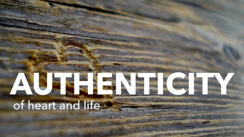 Authentic Truth — 11 Characteristic Quiz