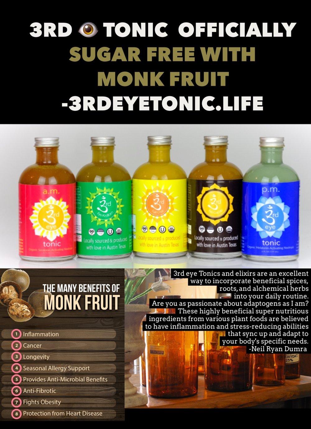 Sugar Free Healthy Tonics
