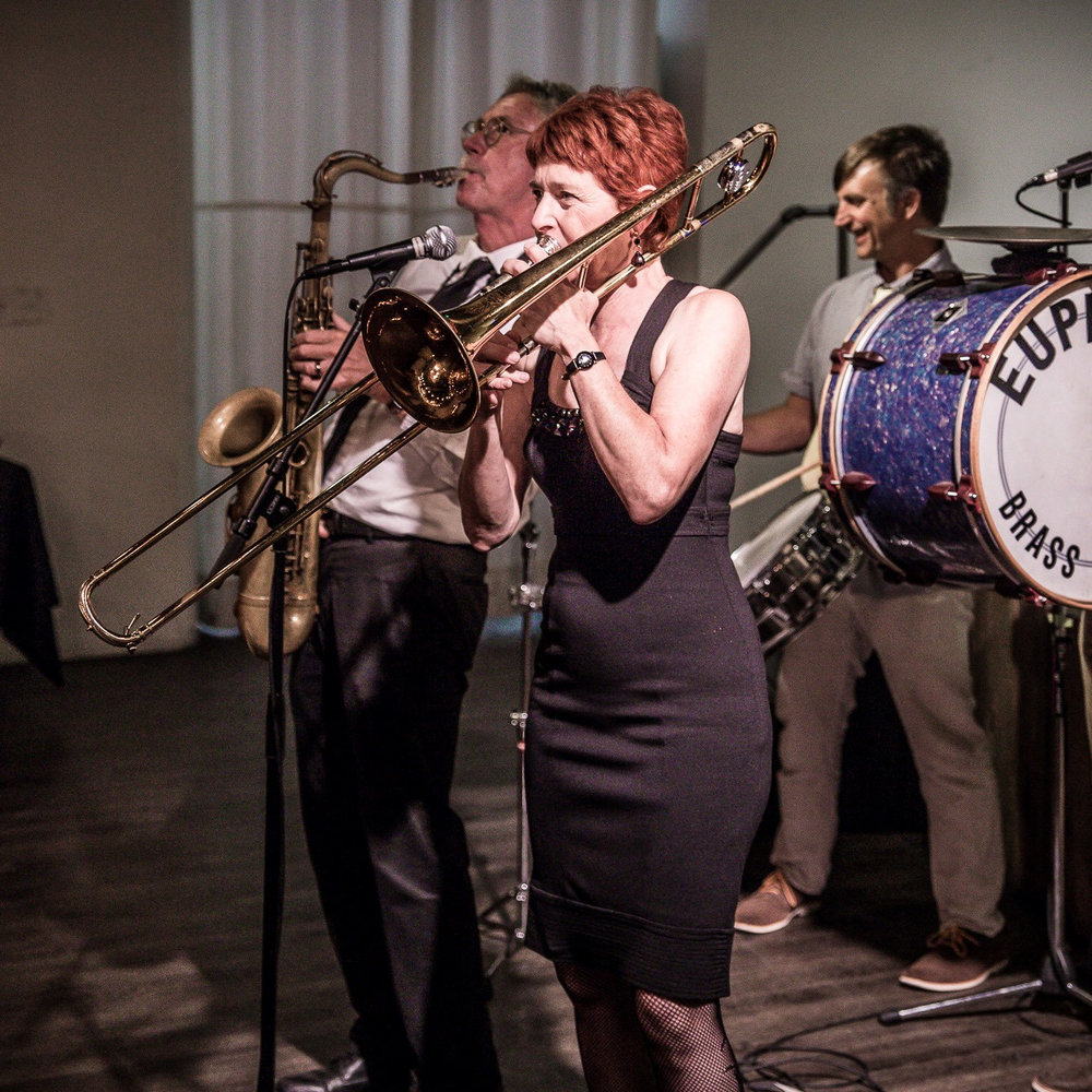 EUPHORIA BRASS BAND -