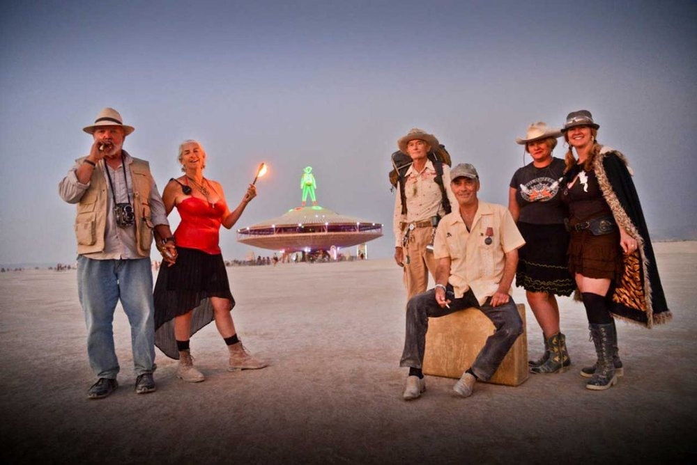The Founders of Burning Man