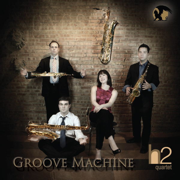 h2 quartet - Groove Machine (2010)