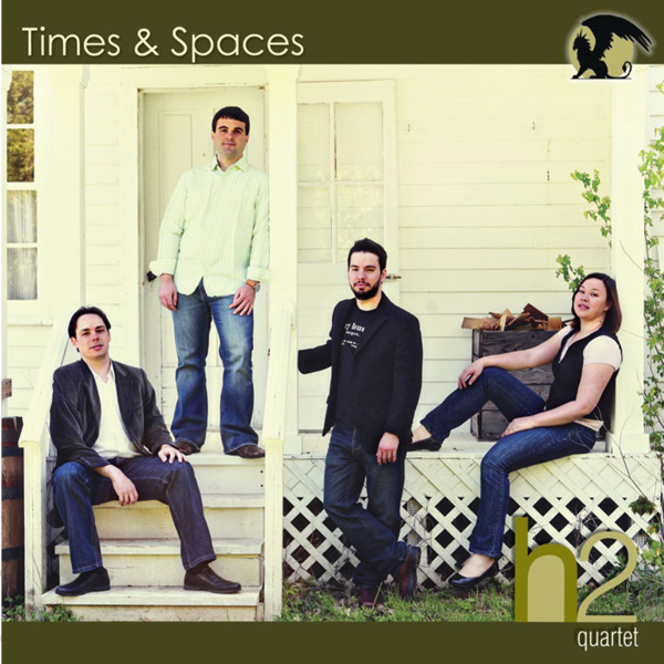 h2 quartet - Times & Spaces (2009)