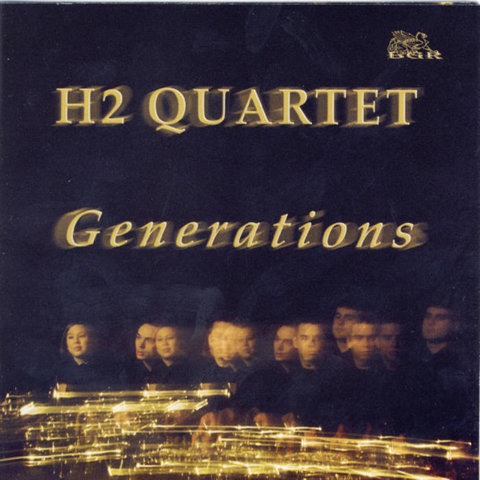h2 quartet - Generations (2008)