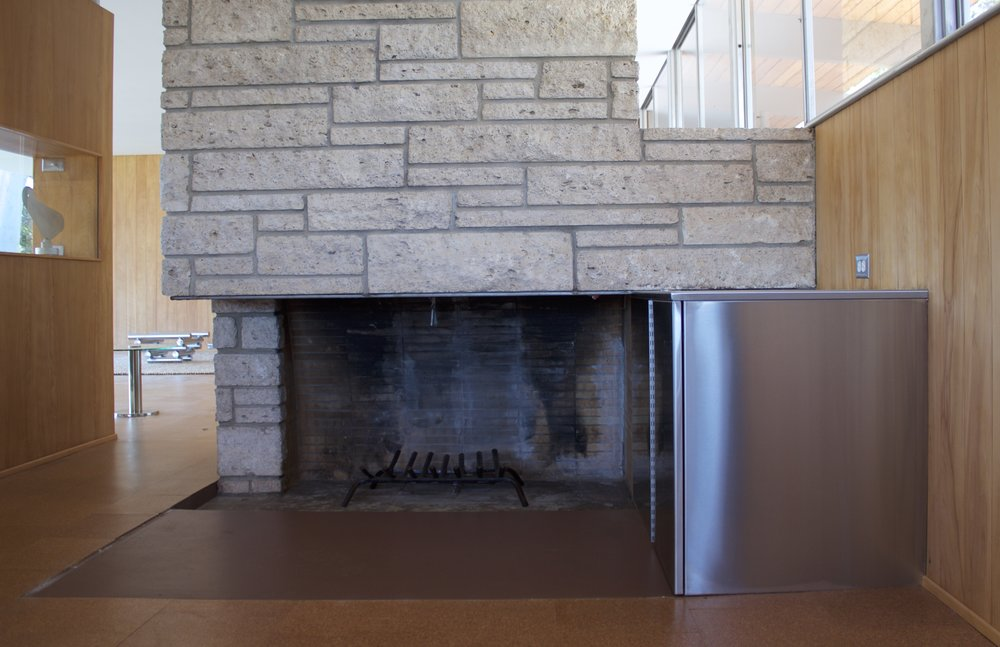 Fireplace Boxes