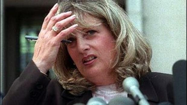 Linda Tripp was an assistant in Foster's office.