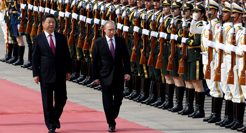 Will the U.S. peacefully accept the multipolar reality of a re-emergent China and Russia?