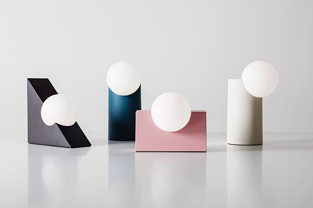 Still in need of Christmas gift ideas? Our Form range of lights in collaboration with @milligramstore are available in store and online.  #onedesignoffice works with local brands to design #homeware and other #products 📷 : @1nkd