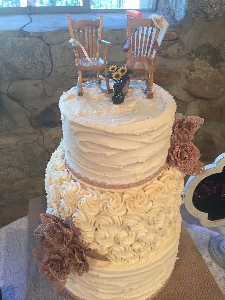 Wedding Cakes — Delicious Designs