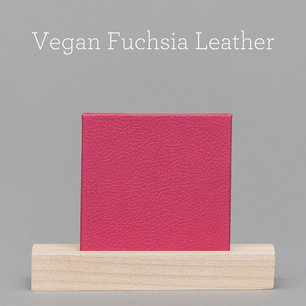 fuchsia-leather