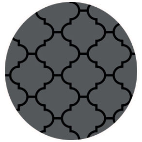 Black & Gray Pattern