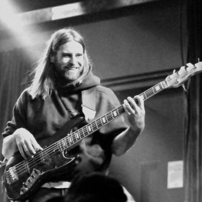 TJ McCarthy  Bass, Vocals