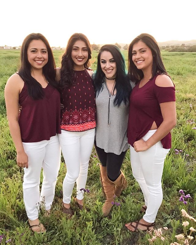 Love these girls sooooo much! Can't believe we finally shot the last of the three Martinez sisters' senior pictures!!!! . . . . #jtoriphotography #jtoriseniors #jtori #behindthescenes #martinezsisters #themyththelegend #seniorpictures #seniorpictures #seniorportrait #classof2017