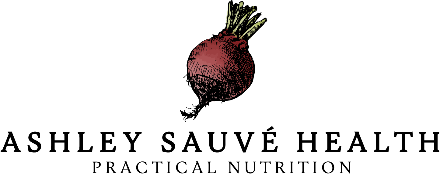 Ashley Sauvé | Toronto Nutritionist
