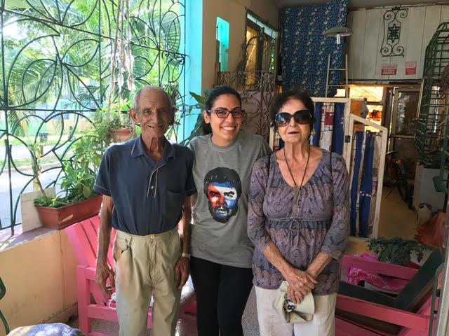 My Casa Particular Hosts in Havana, Felo & Margarita.